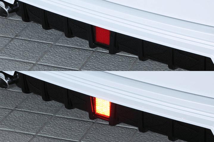 80/85 ヴォクシー 外装 ライト フォグランプ M'z SPEED LED Back Fog Lamp(B)Kit