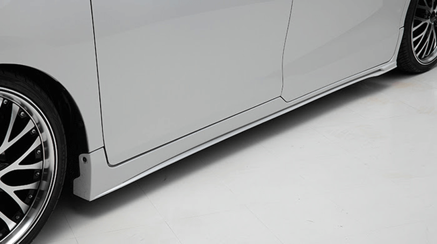 80/85 ヴォクシー 外装 エアロパーツ サイドステップ FLEDERMAUS(フレーダーマウス) サイドステップ