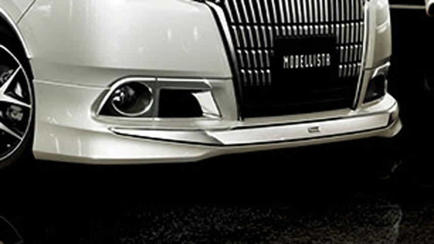 80/85 エスクァイア 外装 エアロパーツ フロントリップスポイラー トヨタ モデリスタ フロントスポイラー