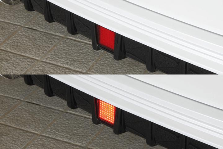 80/85 ノア 外装 ライト フォグランプ M'z SPEED LED Back Fog Lamp(B)Kit