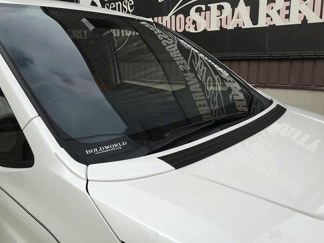 80/85 ノア 外装 エアロパーツ ボンネット シックスセンス ボンネットスポイラー