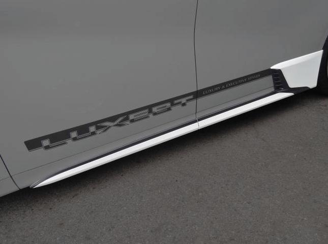 30 アルファード 外装 エアロパーツ サイドステップ AMS サイドパネルセット