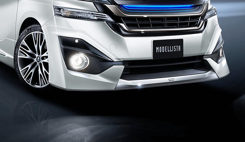 トヨタ モデリスタ | フロントスポイラー フルエアロ ドレスアップ カスタムパーツ メーカーオプション