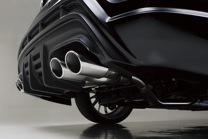 LEXUS RX 10/15W 排気系 マフラー マフラー本体 WALD D.T.M SPORTS MUFFLER (OVAL117W×2)