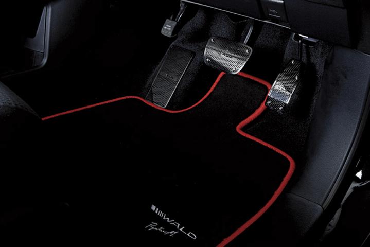LEXUS RX 10/15W 内装 ペダル/ペダルカバー ペダル/ペダルカバー本体 WALD PEDAL SET