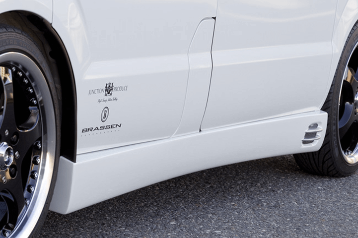 DA64W エブリイ ワゴン 外装 エアロパーツ サイドステップ NANKAI AUTO SIDE STEP