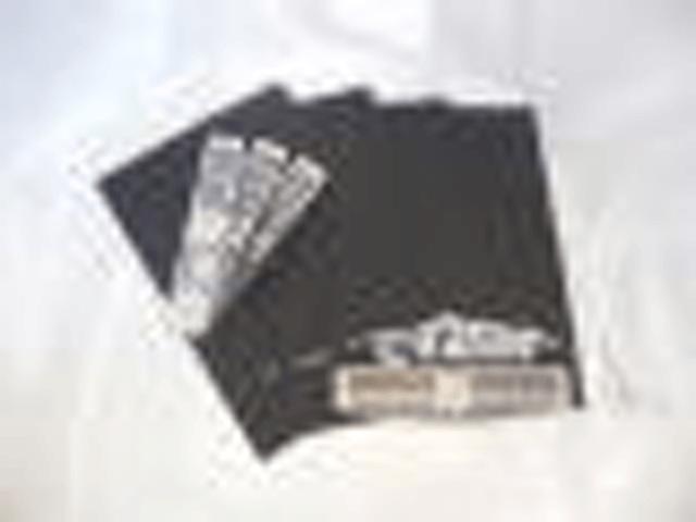汎用マッドフラップLサイズ ブラック