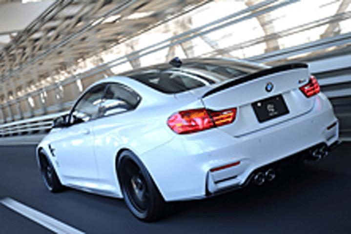 BMW M4 F82 外装 エアロパーツ リアスポイラー/ウイング 3D Design トランクスポイラー