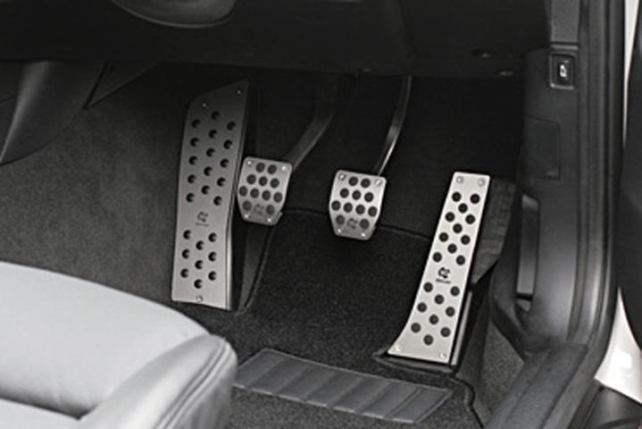 BMW M4 F82 内装 ペダル/ペダルカバー ペダル/ペダルカバー本体 3D Design Sports Pedal