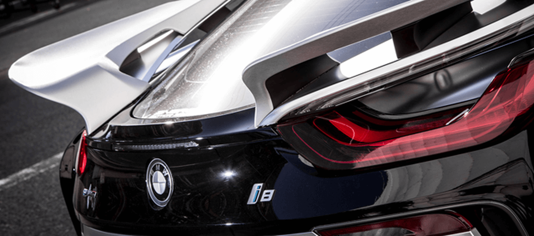 BMW i8 外装 エアロパーツ リアスポイラー/ウイング ENERGY MOTOR SPORT リアウイング カーボンエディション