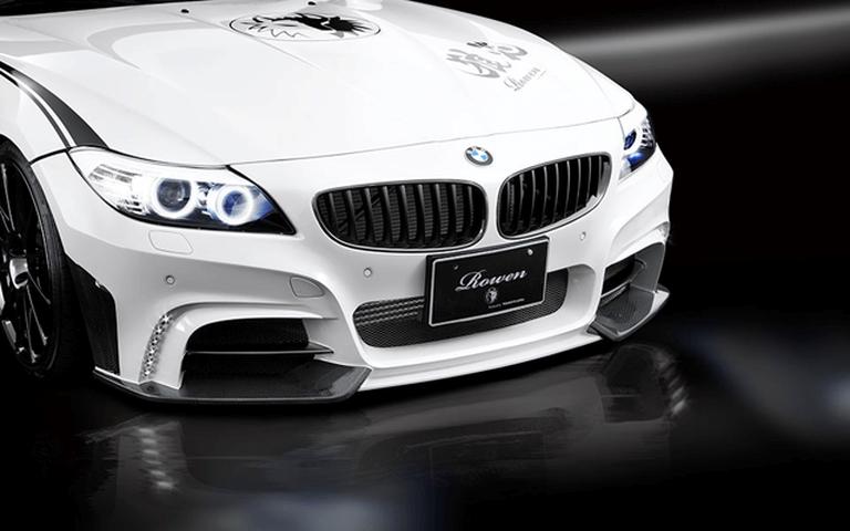 BMW Z4 E89 外装 エアロパーツ フロントバンパー ROWEN(ロェン) フロントバンパー