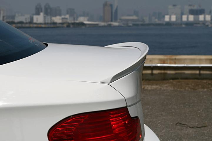 BMW 1 Series E82 Coupe 外装 エアロパーツ リアスポイラー/ウイング 3D Design トランクスポイラー