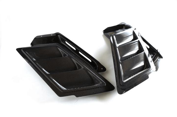 BMW 1 Series E82 Coupe 外装 エアロパーツ その他 3D Design フードダクトキット