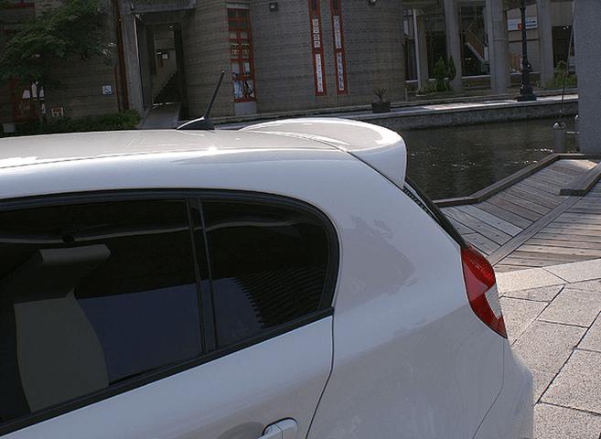 BMW 1 Series E87 外装 エアロパーツ リアスポイラー/ウイング 3D Design ルーフスポイラー