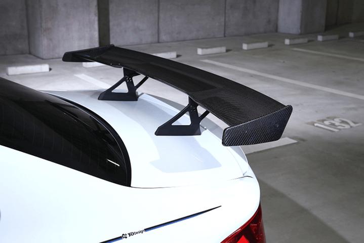 BMW M2 F87 外装 エアロパーツ リアスポイラー/ウイング 3D Design レーシングウィング