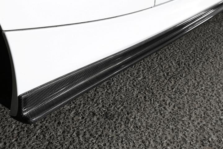 BMW 2 Series F22 外装 エアロパーツ サイドステップ 3D Design サイドスカート