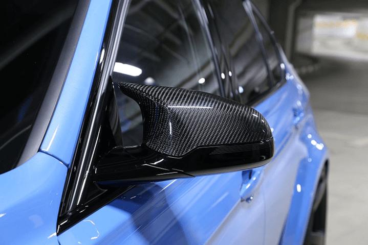 BMW M3 F80 外装 エアロパーツ その他 3D Design ミラーカバー