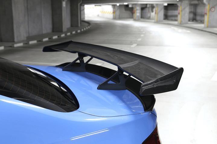 BMW M3 F80 外装 エアロパーツ リアスポイラー/ウイング 3D Design レーシングウィング