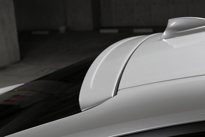 BMW 3 Series F30/F31/F34 外装 エアロパーツ リアスポイラー/ウイング 3D Design ルーフスポイラー
