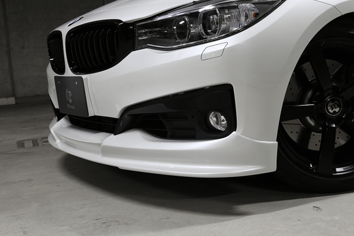 BMW 3 Series F30/F31/F34 外装 エアロパーツ フロントリップスポイラー 3D Design フロントリップスポイラー