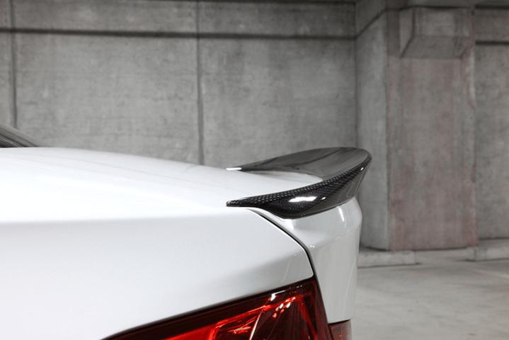 BMW 3 Series F30/F31/F34 外装 エアロパーツ リアスポイラー/ウイング 3D Design トランクスポイラー(カーボン)