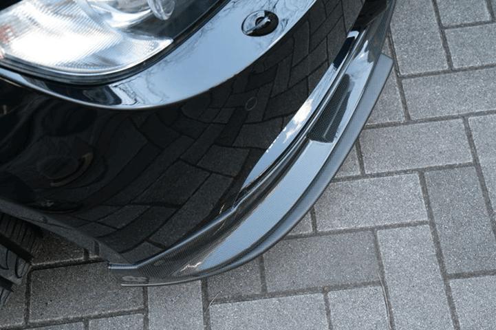 BMW 3 Series E90 外装 エアロパーツ その他 3D Design アンダーフリッパー(単品) / カーボンつや消し