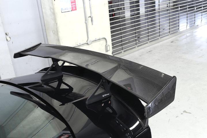 BMW M4 F82 外装 エアロパーツ リアスポイラー/ウイング 3D Design レーシングウィング