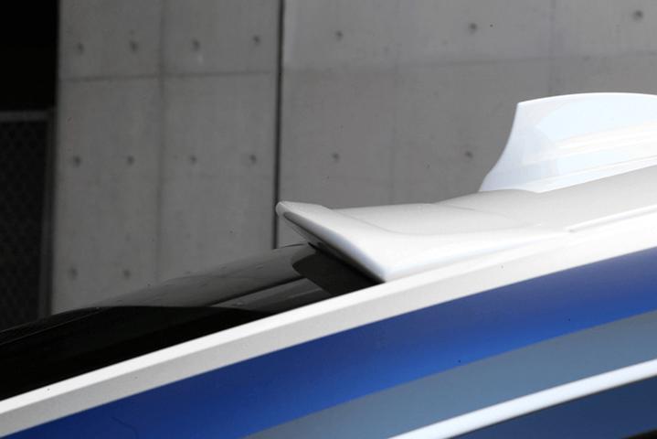 BMW 4 Series F32/F33 外装 エアロパーツ リアスポイラー/ウイング 3D Design ルーフスポイラー