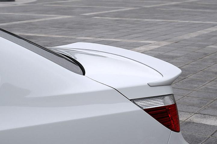BMW 5 Series E60/E61 外装 エアロパーツ リアスポイラー/ウイング 3D Design トランクスポイラー