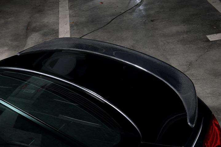 BMW M6 F12/F13 外装 エアロパーツ リアスポイラー/ウイング 3D Design トランクスポイラー