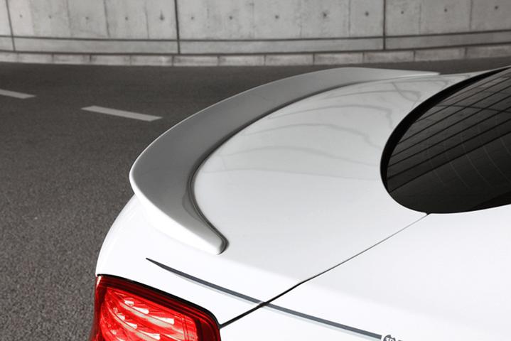 BMW 6 Series F12/F13 外装 エアロパーツ リアスポイラー/ウイング 3D Design トランクスポイラー