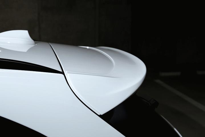 BMW F48X1 外装 エアロパーツ リアスポイラー/ウイング 3D Design ルーフスポイラー