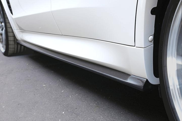 BMW F85 X5M 外装 エアロパーツ サイドステップ 3D Design サイドスカート
