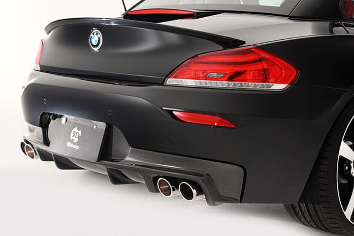 BMW Z4 E89 外装 エアロパーツ リアディフューザー 3D Design リアディフューザー