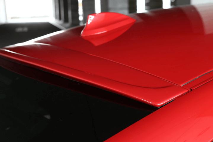 BMW X4 F26 外装 エアロパーツ リアスポイラー/ウイング 3D Design ルーフスポイラー