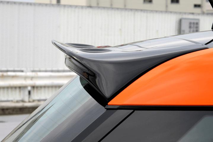 BMW i3 外装 エアロパーツ リアスポイラー/ウイング 3D Design ルーフスポイラー