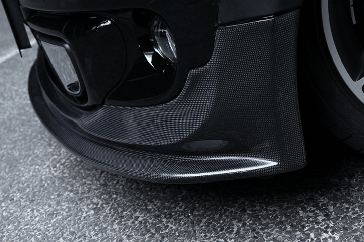 MINI Coupe R58/R59 外装 エアロパーツ フロントリップスポイラー 3D Design フロントリップスポイラー(カーボン)