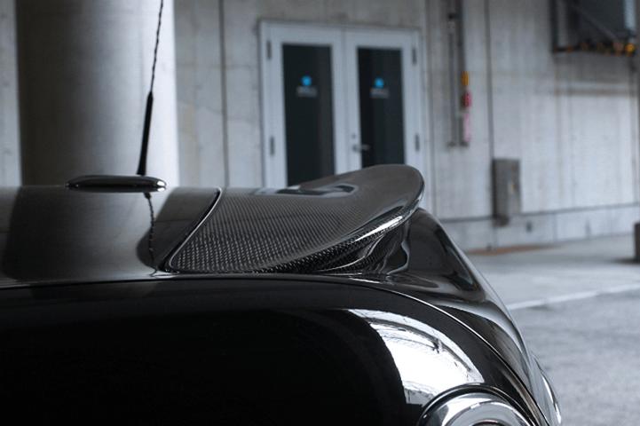 MINI Coupe R58/R59 外装 エアロパーツ リアスポイラー/ウイング 3D Design リアスポイラー