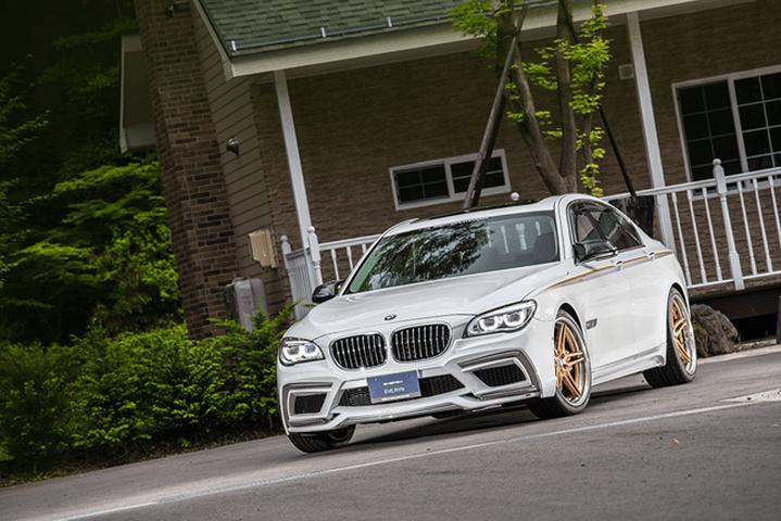 BMW 7 Series F01/F02 外装 エアロパーツ フルエアロ/エアロセット ENERGY MOTOR SPORT EVO01.1/02.1ボディキット ※ショート or ロングを選択