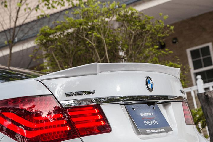 BMW 7 Series F01/F02 外装 エアロパーツ リアスポイラー/ウイング ENERGY MOTOR SPORT トランクスポイラー
