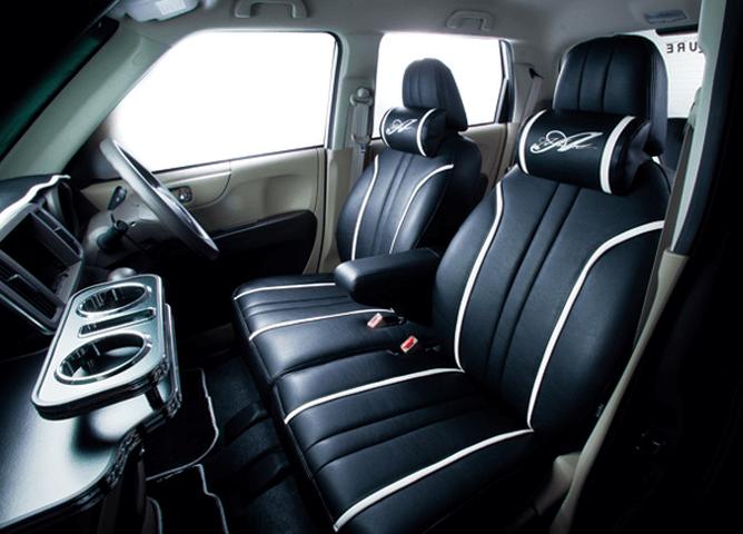 N-ONE JG1/2 内装 シートカバー シートカバー本体 ALLURE ALLURE EXLINE SEAT COVER 2列分