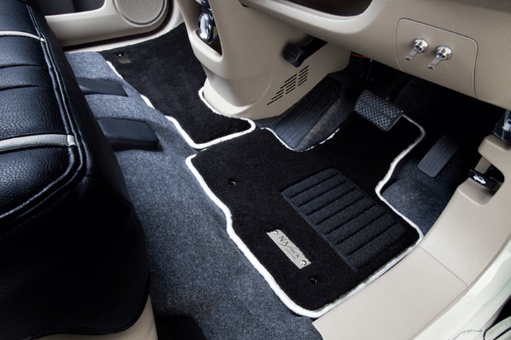 N-ONE JG1/2 内装 フロアマット フロアマット(本体) ALLURE NA JACK FLOOR MAT