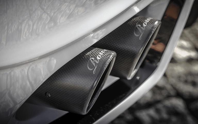 Audi A5 排気系 マフラー マフラー本体 ROWEN(ロェン) PREMIUM 01S Exhaust