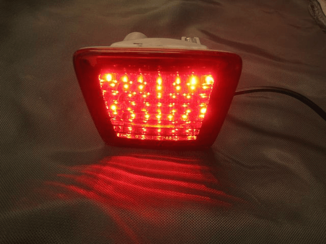 Audi A5 外装 ライト フォグランプ ROWEN(ロェン) LEDバックフォグ