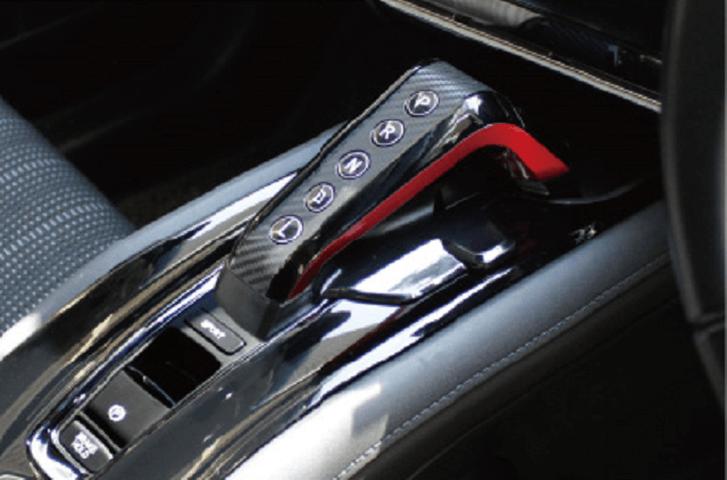 ヴェゼル RU1-4 ドライブトレイン シフトノブ シフトノブ本体 NOBLESSE ヴェゼルハイブリッド用SHIFT SWITCH