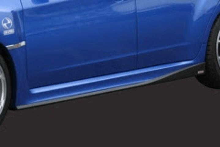 GRB/GRF インプレッサハッチバック STI 外装 エアロパーツ サイドステップ ZERO SPORTS サイドステップ