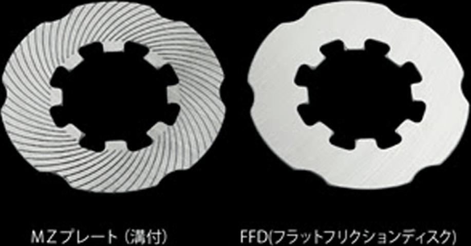 GRB/GRF インプレッサハッチバック STI ドライブトレイン デフ LSD クスコ type-MZ スペックエフ