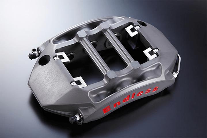 GRB/GRF インプレッサハッチバック STI ブレーキ ブレーキキャリパー ブレーキキャリパー本体 ENDLESS Racing MONO6