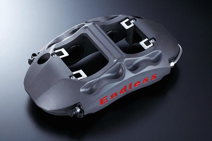 GRB/GRF インプレッサハッチバック STI ブレーキ ブレーキキャリパー ブレーキキャリパー本体 ENDLESS Racing MONO4