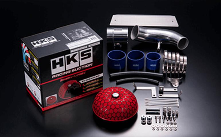 GVB インプレッサSTI 吸気系 エアクリーナー エアクリーナーキット HKS Racing Suction